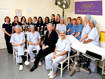 British Hernia Centre Team